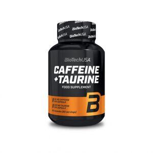 BioTechUSA Caffeine & Taurine, 60 caps