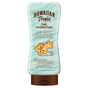 Hawaiian Tropic Silk Hydration Air Soft After Sun, 180 ml