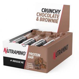Nutramino 12 x Nutramino Proteinbar, 64 g, Chocolate Brownie