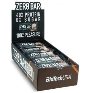 BioTechUSA 20 x BioTechUSA Zero Bar, 50 g