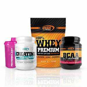 GAAM Nutrition Power pack