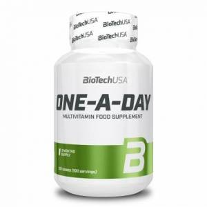 BioTechUSA One-A-Day, 100 caps