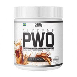 Delta Nutrition Supreme PWO, 300 g