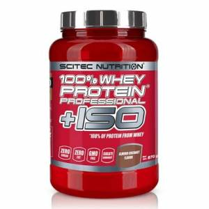 Scitec Nutrition 100% Whey Protein Professional + ISO, 2,28 kg