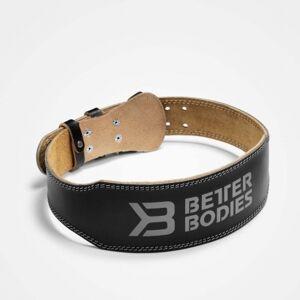 Better Bodies Weight Lifting Belt, Black