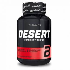 BioTechUSA Desert, 100 caps