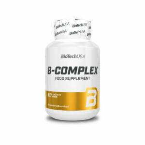 BioTechUSA B-complex, 60 caps