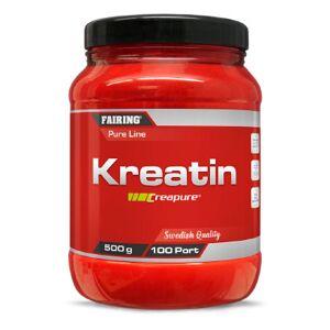 Fairing Kreatin Monohydrat, 500 g