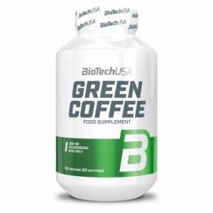 BioTechUSA Green Coffee, 120 caps