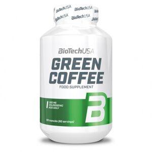 BioTechUSA Green Coffee, 120 caps