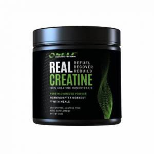Self Omninutrition Real 100% Creatine, 250 g