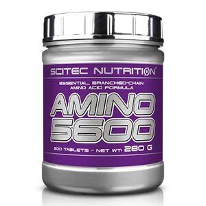 Scitec Nutrition AMINO 5600, 200 caps