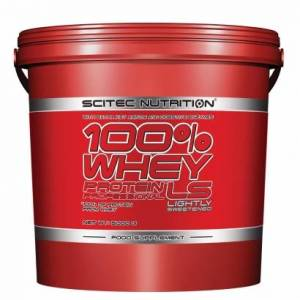 Scitec Nutrition 100% Whey Protein Professional LS, 5 kg