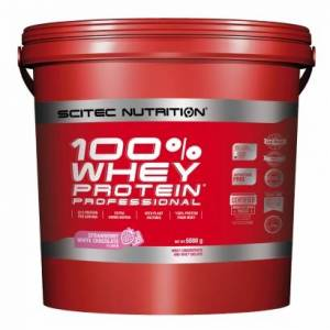Scitec Nutrition 100% Whey Protein Professional, 5 kg