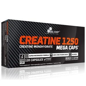 Olimp Sport Nutrition Olimp Creatine Mega caps, 120 caps