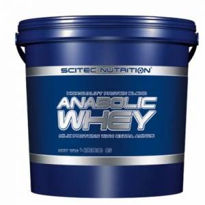 Scitec Nutrition Anabolic Whey, 4 kg