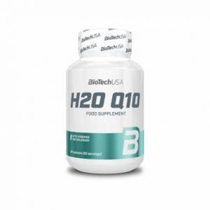 BioTechUSA H2O Q10, 60 caps
