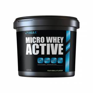 Self Omninutrition Micro Whey Active 4 Kg, Natural