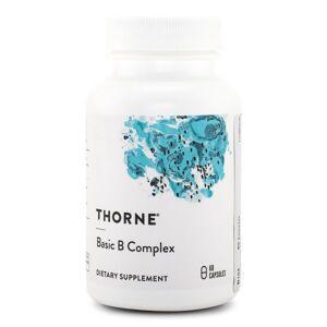 Thorne Research Thorne Basic B Complex 60 kaps