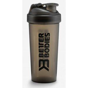 Better Bodies Fitness Shaker 600 ml Svart / Svart