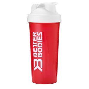 Better Bodies Fitness Shaker 600 ml Bright Red