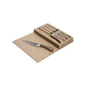 Orrefors Hunting Kjøttkniver 4-pack