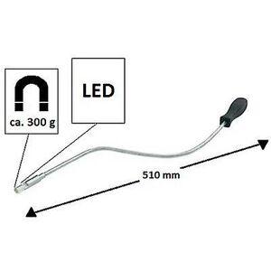 Basetech 820681 fleksibel LED magnetiske Lifter