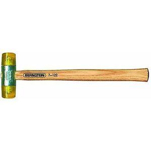 Bernstein 7-121 myk-ansikt Hammer 130 g 255 mm