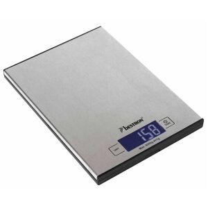 Bestron Elektrisk kjøkkenvekt AKS1000S Inox 5 kg