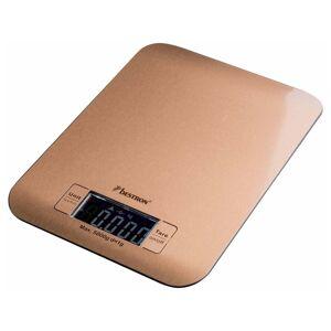 Bestron Elektrisk kjøkkenvekt AKS700CO 5 kg kobber