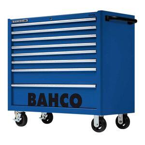 Bahco Verktygsvagn 1475kxl8 8 Lådor Blå
