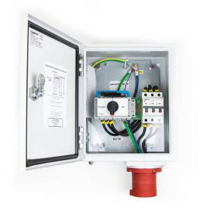 Duab-Power Reservkraftsomkopplare Ri 63 3-Fas 63a