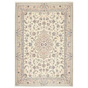 Håndknyttet. Oprindelse: Persia / Iran Ægte Tæppe Ilam Sherkat Farsh Silke 170X245 Beige/Lysebrun (Uld/Silke, Persien/Iran)