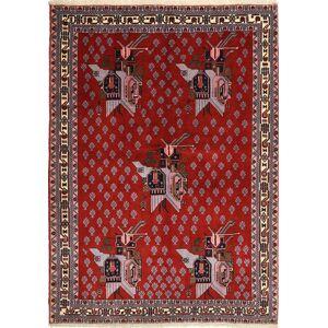 RugVista Afshar / Sirjan -matto 160x218 Persialainen Matto