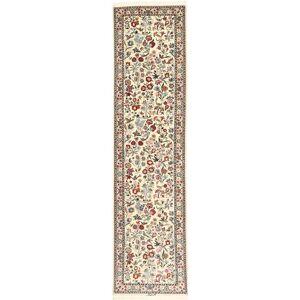 RugVista Isfahan silkkiloimi -matto 75x315 Itämainen, Eteisen Matto