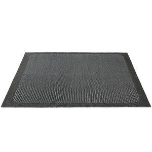 Muuto Pebble matto, tummanharmaa