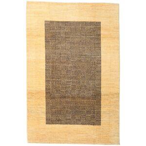 RugVista 183X278 Orientalsk Teppe Håndknyttet Ull Mørk Beige/Lysbrun