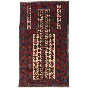 Beluch  teppe 80x145 Orientalsk Teppe
