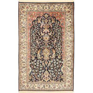 Kashmir ren silke  teppe 96x154 Orientalsk Teppe