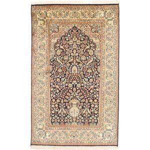 Kashmir ren silke  teppe 93x152 Orientalsk Teppe