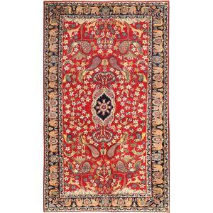 Najafabad Patina figur / bilde  teppe 188x320 Orientalsk Teppe