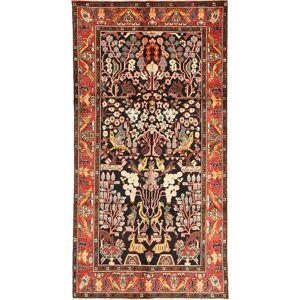 Nahavand figur / bilde  teppe 150x292 Persisk Teppe