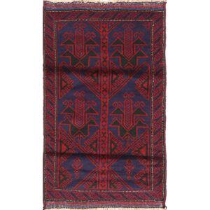 Beluch  teppe 83x130 Orientalsk Teppe
