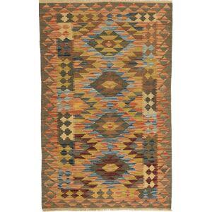 Kelim Afghan Old style  teppe 96x153 Orientalsk Teppe