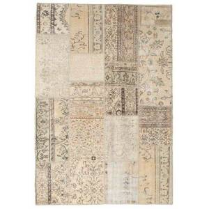 Patchwork  teppe 162x236 Moderne Teppe