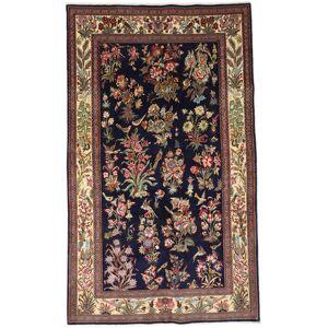 RugVista Ghom Sherkat Farsh  teppe 151x257 Orientalsk Teppe
