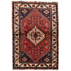 Shiraz  teppe 106x155 Persisk Teppe