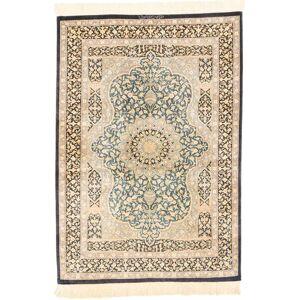 Ghom silke Signature : Amin Musavi  teppe 77x114 Orientalsk Teppe