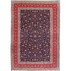 RugVista 244X354 Orientalsk Teppe Håndknyttet Persisk Ull Mørk Lilla/Brun