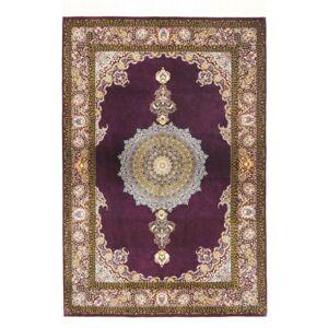 Ghom silke  teppe 100x150 Orientalsk Teppe
